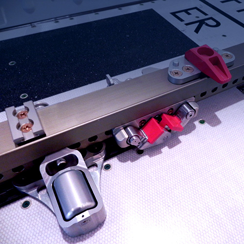 Military Pallet Locking System | cargo loading components and innovations | TELAIR