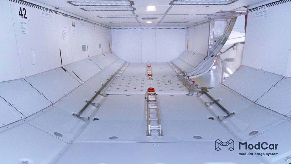 A320 lower deck cargo loading system | TELAIR