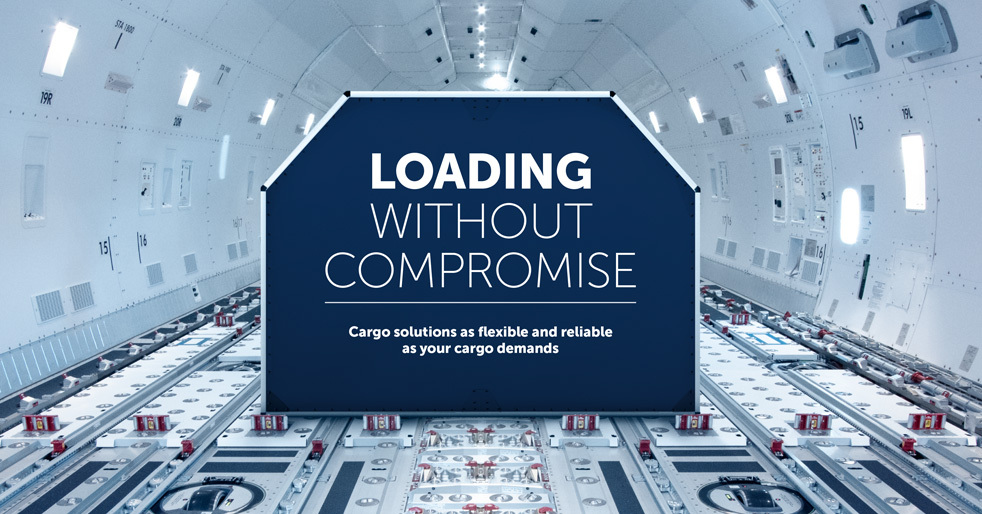 aircraft cargo handling systems by TELAIR